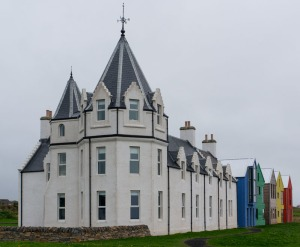 A brief stop at John O' Groats